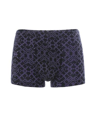 Body Wild内裤|宝迪威德炫色棉氨包腰印花平角内裤(两件包)ZBN23NJ2
