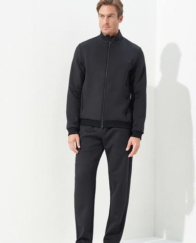 Aimer Men休闲外穿|爱慕先生太空棉外穿长裤NS82C821