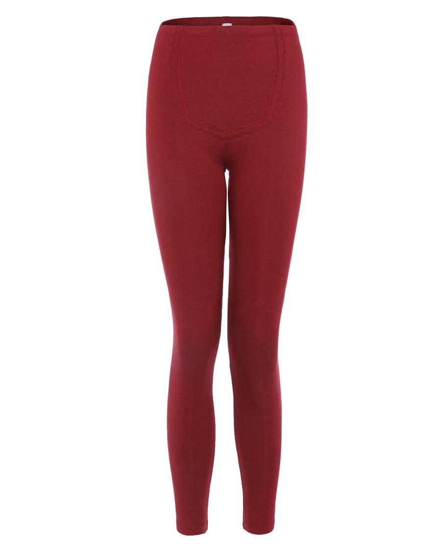 爱慕暖丝双层长裤AM733312
