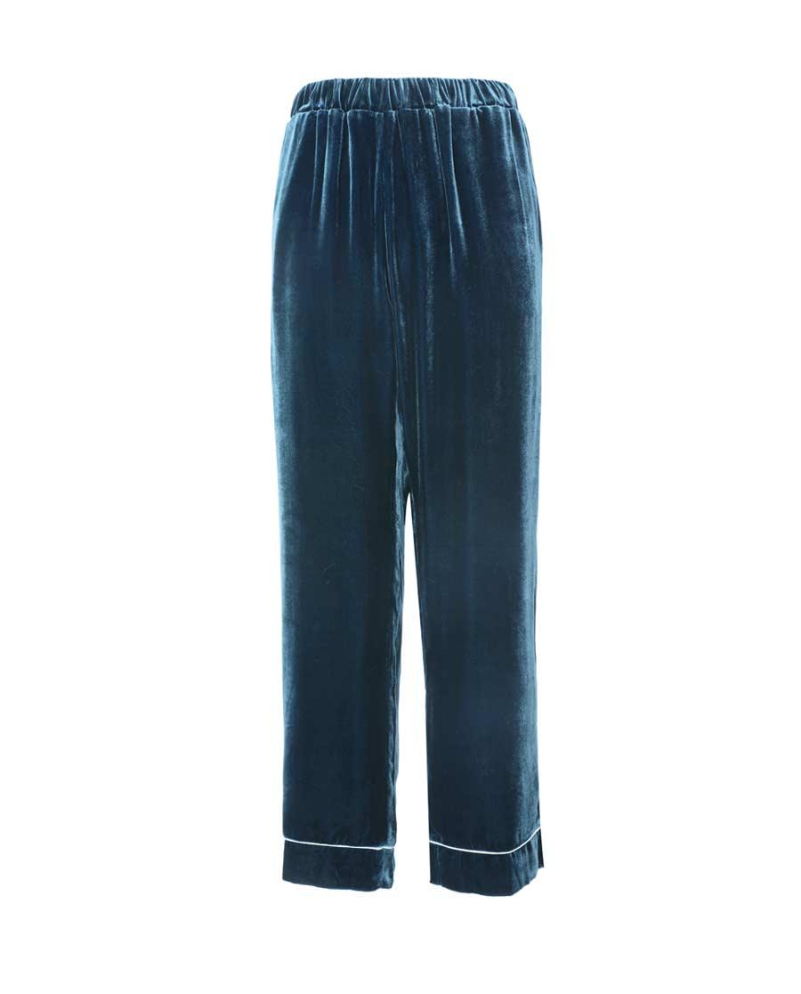 Aimer Home睡衣|爱慕家品丝绒外穿长裤AH470641