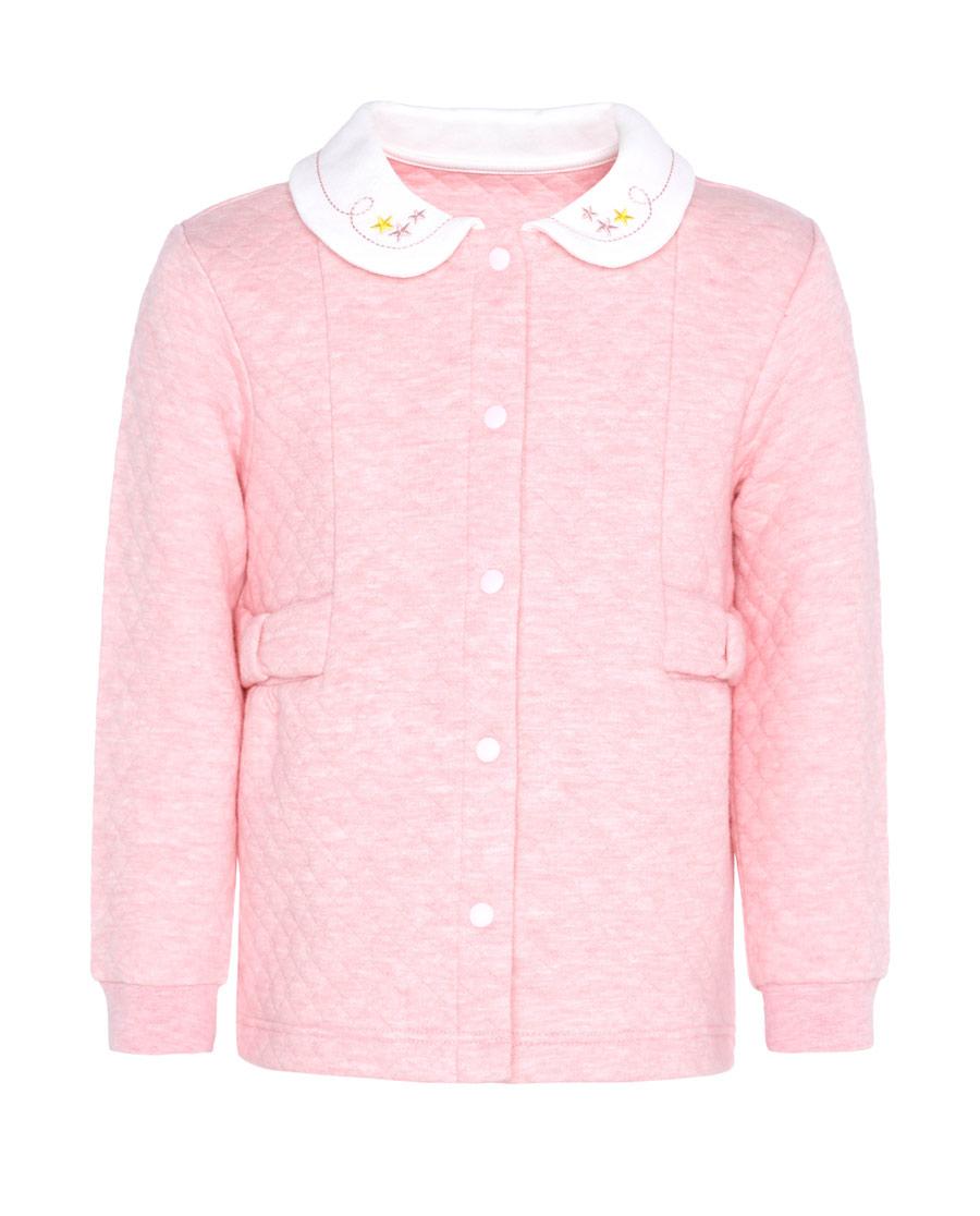 Aimer Baby保暖|愛慕嬰幼植物暖暖女嬰長袖上衣AB1722