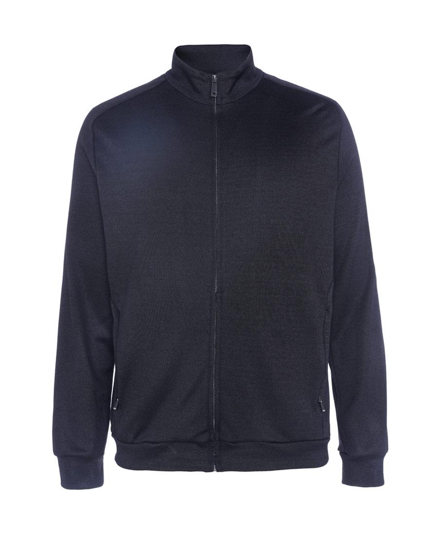 Aimer Men睡衣|巴黎夫人先生金标真丝外穿立领拉链长袖NS81
