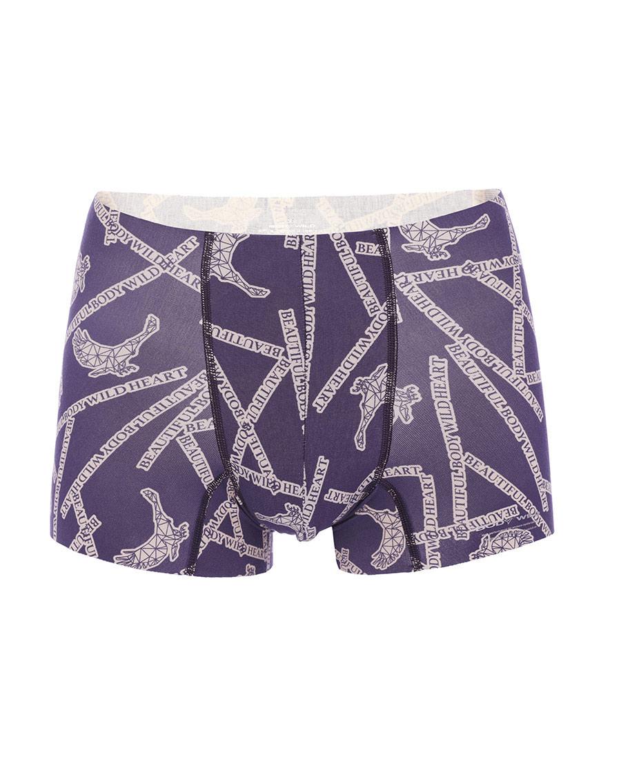 Body Wild内裤 宝迪威德19AW-AIRZ系列中腰平角内裤ZBN23PC1