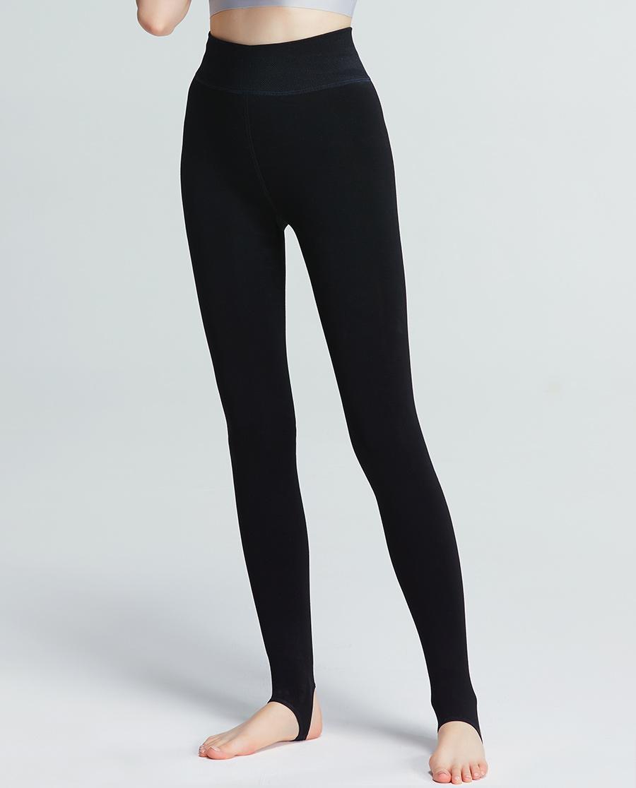 IMIS保暖|爱美丽打底裤袜爽滑细腻双层踩脚中厚打底裤