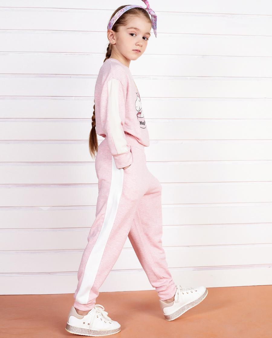 Aimer Kids睡衣|爱慕儿童牛奶长裤AK1422481