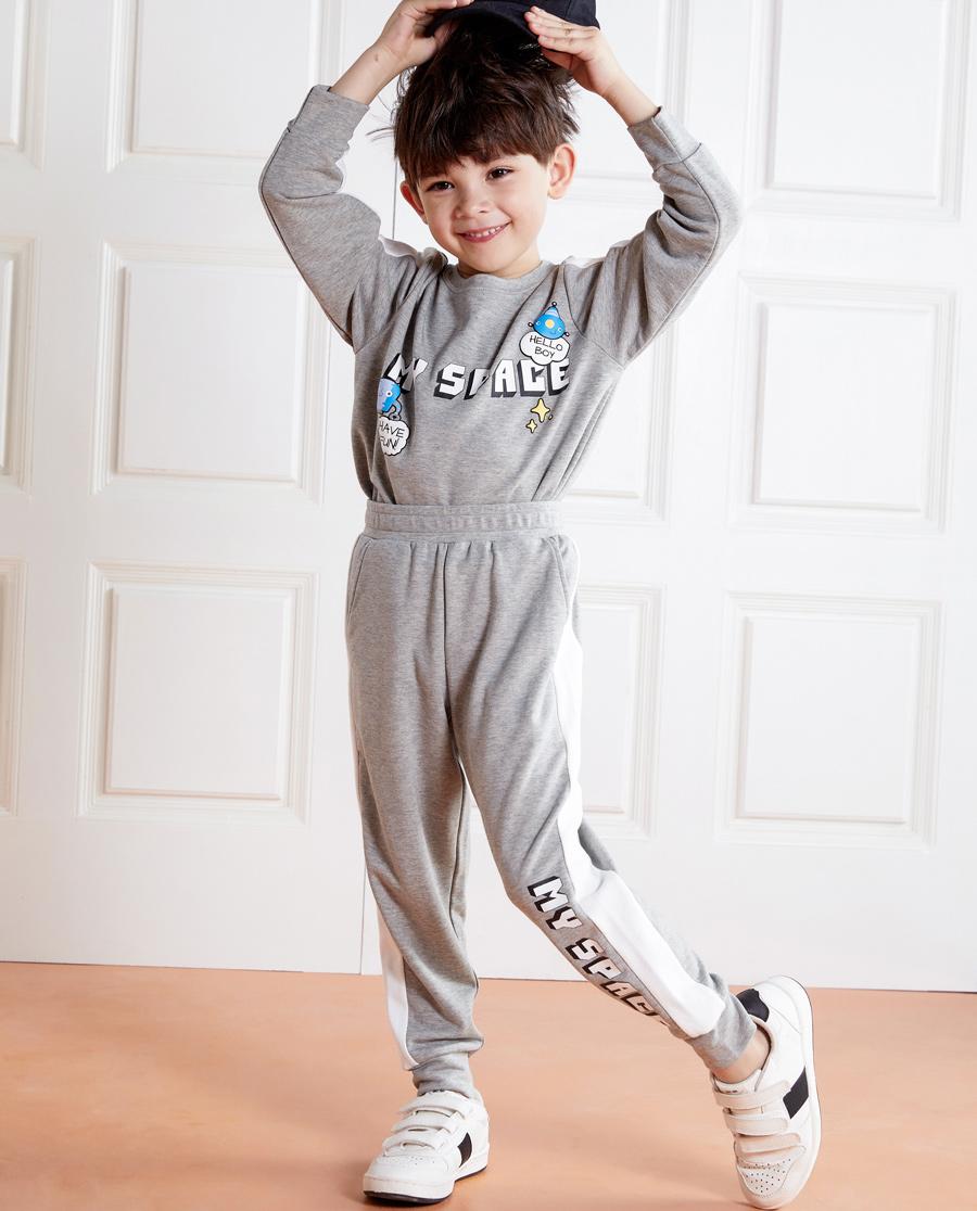 Aimer Kids睡衣|愛慕兒童牛奶長褲AK2422481