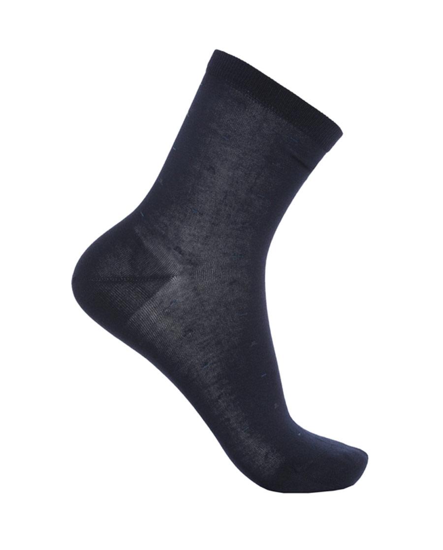 Aimer Men襪子 愛慕先生襪子棉提花商務襪NS94W057