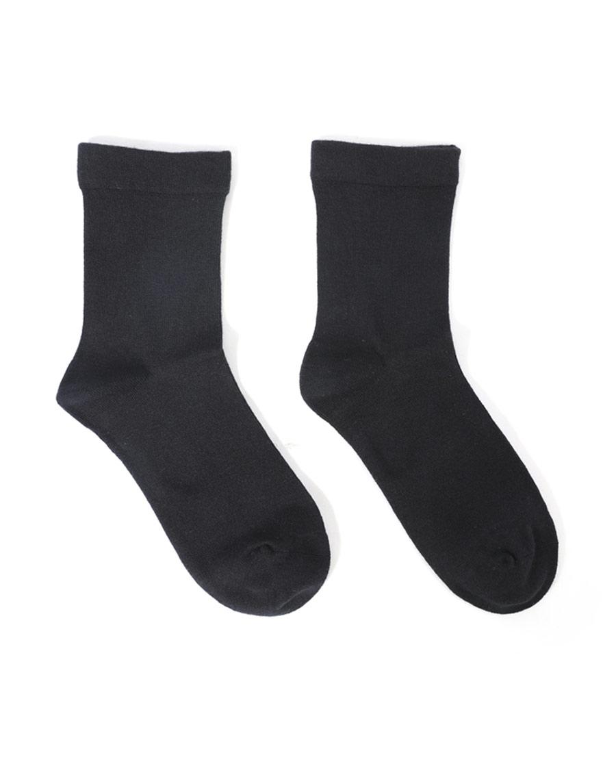 Aimer Men襪子|愛慕先生牛奶小寬口休閑襪NS94B513