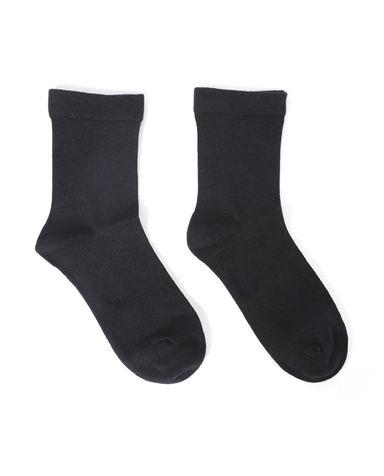Aimer Men袜子|爱慕先生牛奶小宽口休闲袜NS94B513