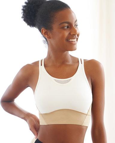 Aimer Sports文胸|爱慕运动瑜伽大师低强度美背文胸AS116H71