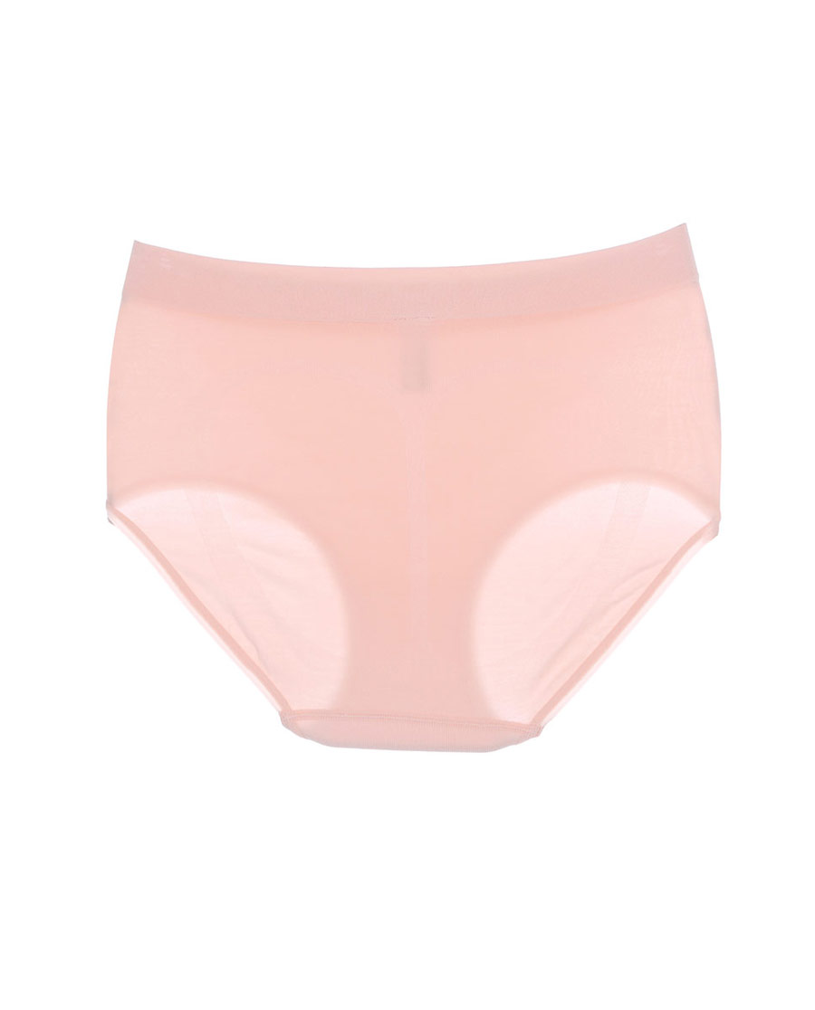 MODELAB内裤|爱慕慕澜(2件包)美塑内裤高腰平角轻塑裤AD23F41