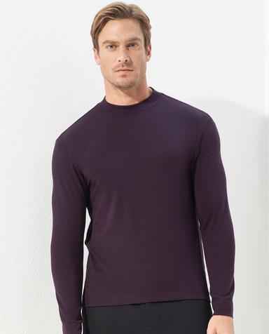 Aimer Men保暖|爱慕先生新warm暖时尚上衣NS72C521