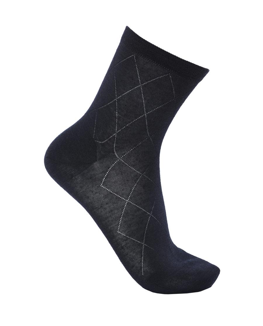 Aimer Men袜子|爱慕先生19AW袜子羊绒绅士袜NS94W076