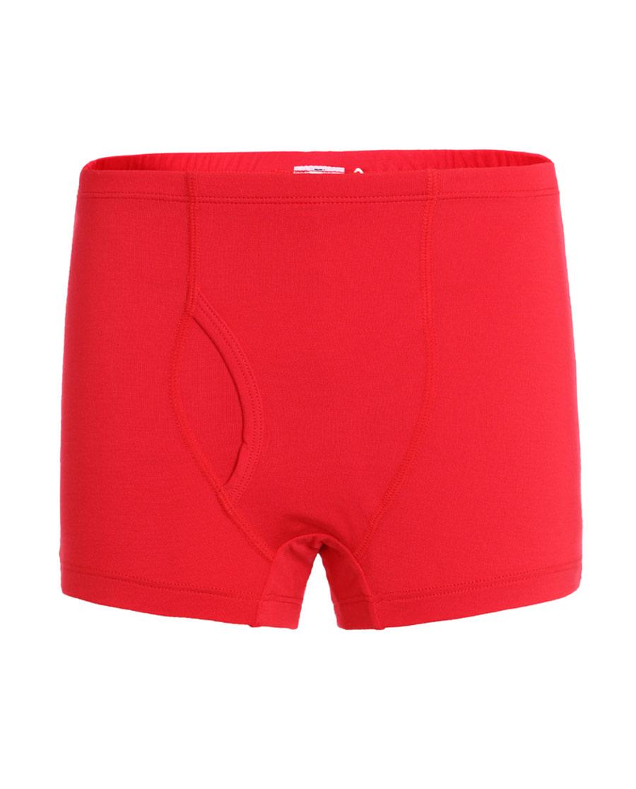 Aimer Kids内裤|巴黎夫人儿童天使小裤MODAL印花欢乐鼠中腰
