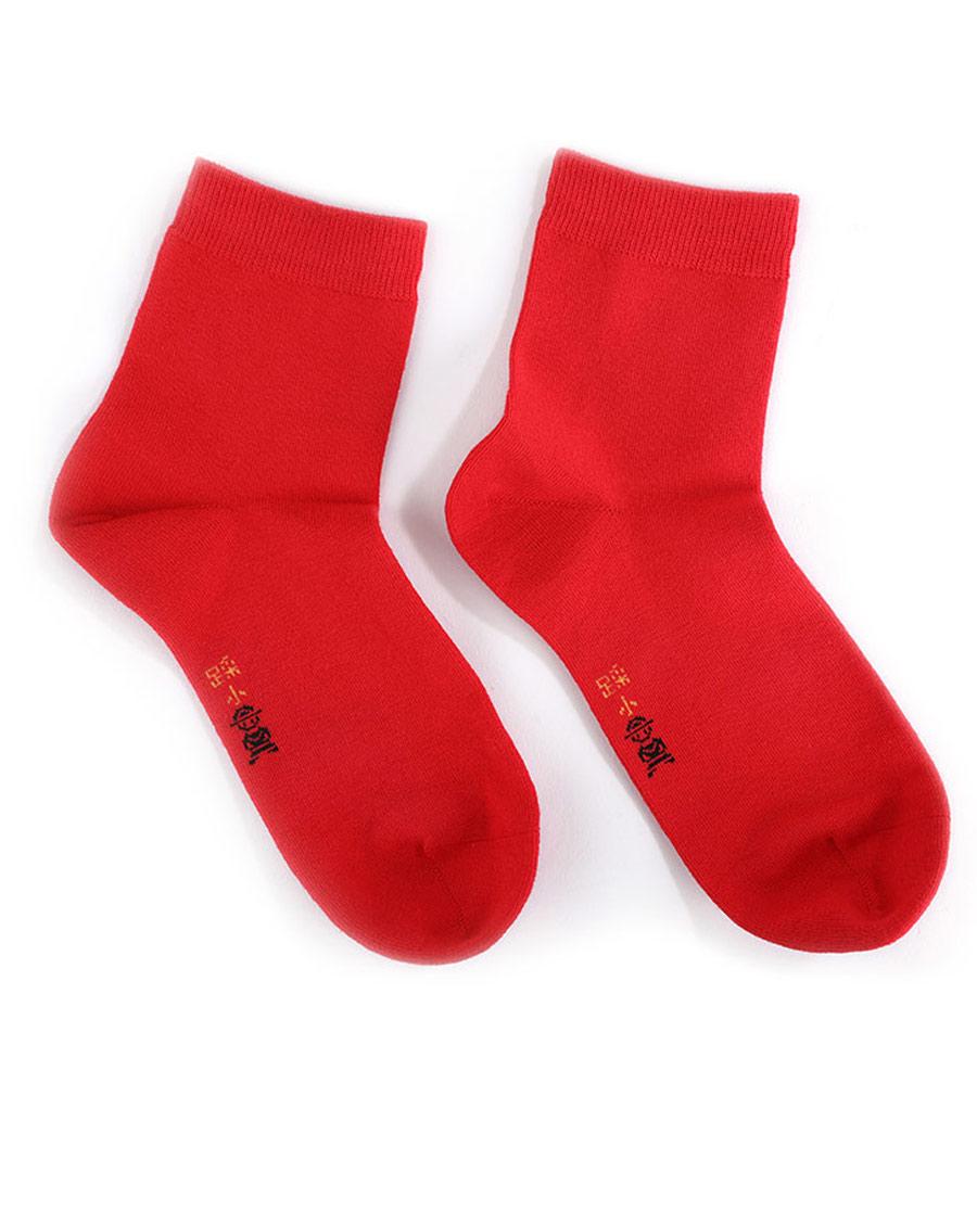 Body Wild袜子|宝迪威德红品袜踩小人红袜ZBN94PF1