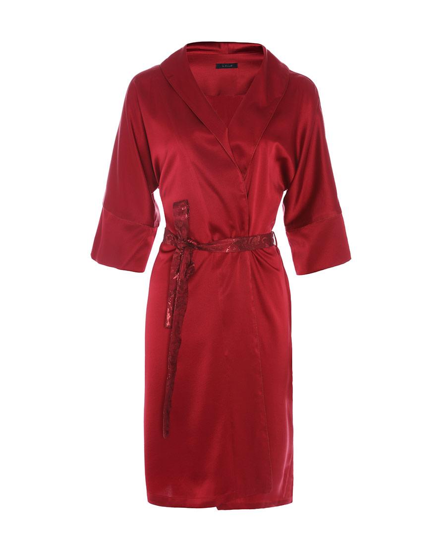 La Clover睡衣 LA CLOVER兰卡文流光溢彩系列睡袍