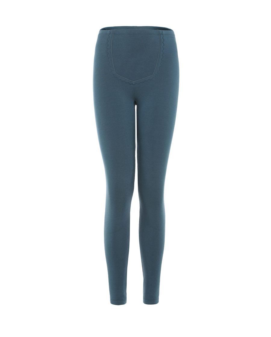 Aimer保暖|爱慕19暖绒双层长裤AM733302
