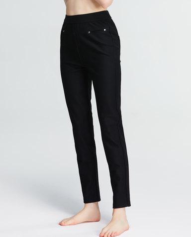 IMIS保暖|爱美丽打底裤袜斜纹抓毛打底裤IM82CMW7