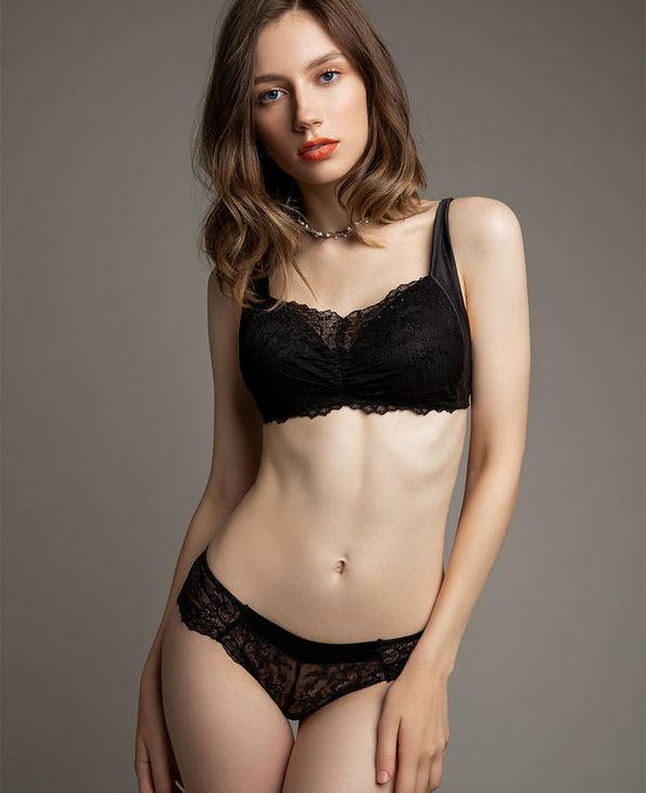 La Clover内裤|LA CLOVER兰卡文月光之水低腰三角内裤LC22KS1