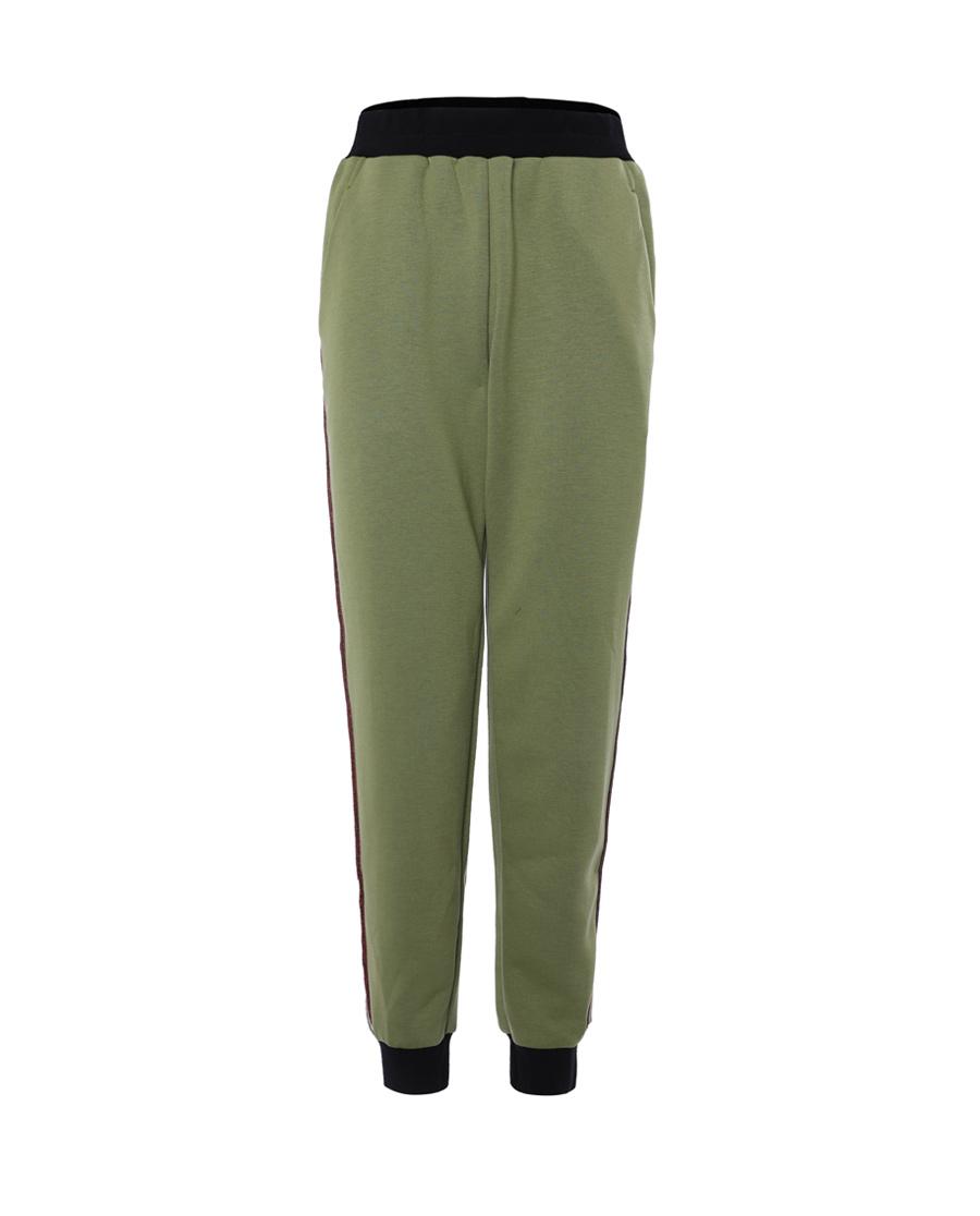 La Clover睡衣 LA CLOVER兰卡文运动外穿系列休闲运动长裤LC82KL1