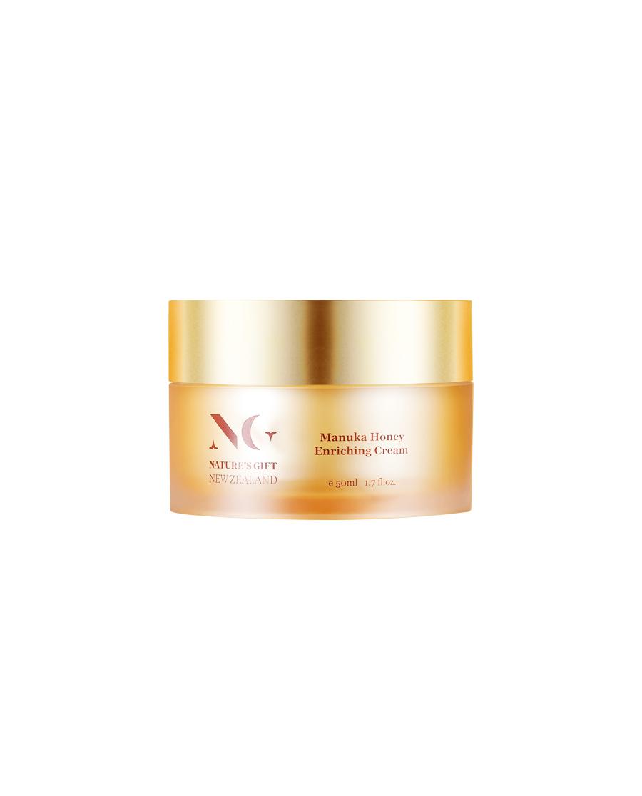 Nature's Gift護膚|紐格芙麥盧卡蜂蜜潤養修護霜50mlNG1
