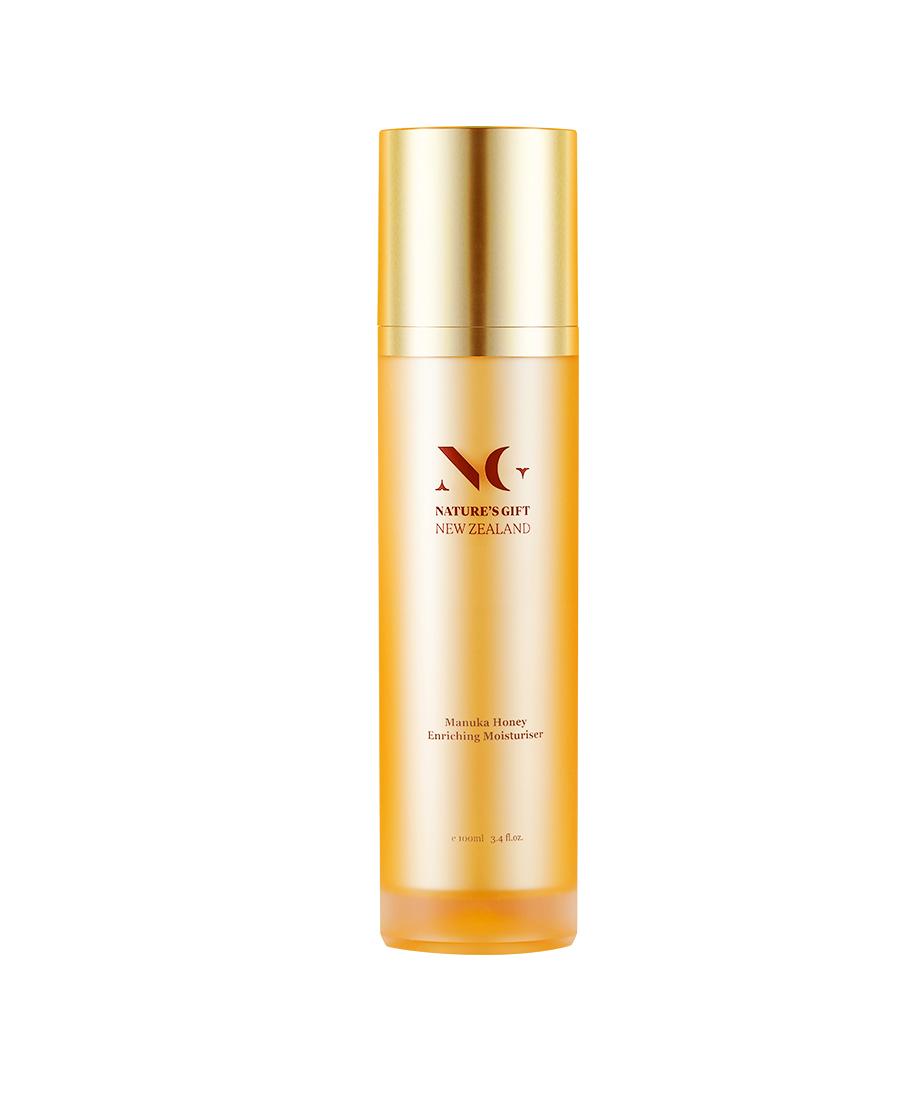 Nature's Gift護膚|紐格芙麥盧卡蜂蜜潤養修護乳100mlNG