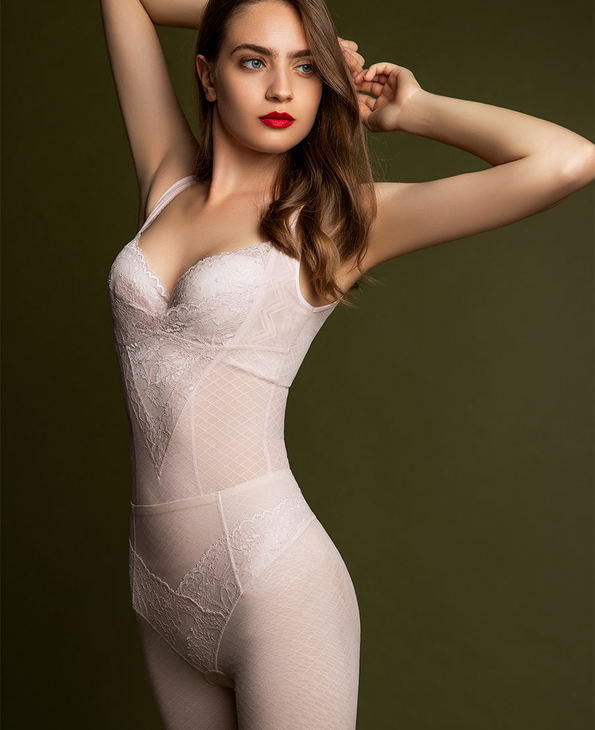 La Clover美体|LA CLOVER兰卡文塑身系列分身塑身衣LC35KM1