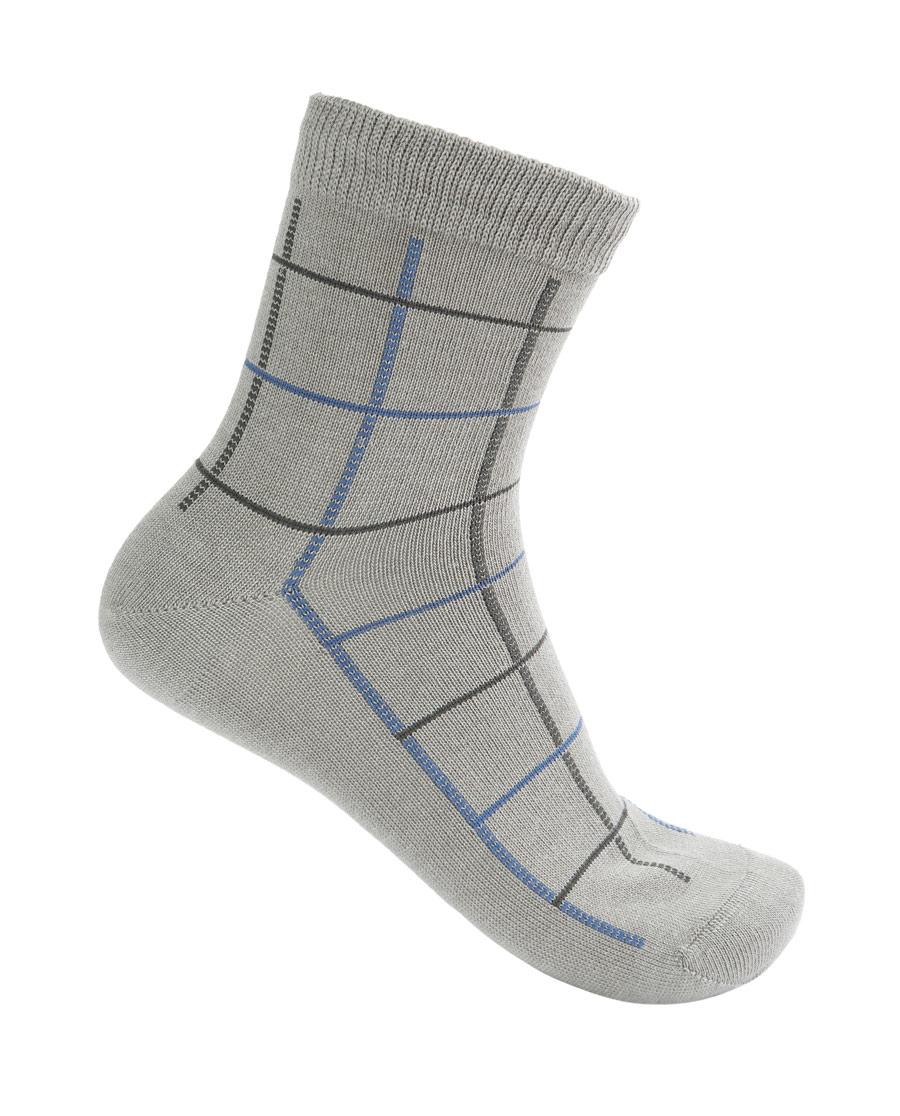 Body Wild襪子|寶迪威德格紋商務襪ZBN94PS2