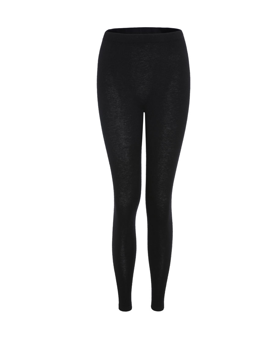 La Clover保暖|LA CLOVER兰卡文羊绒系列羊绒长裤