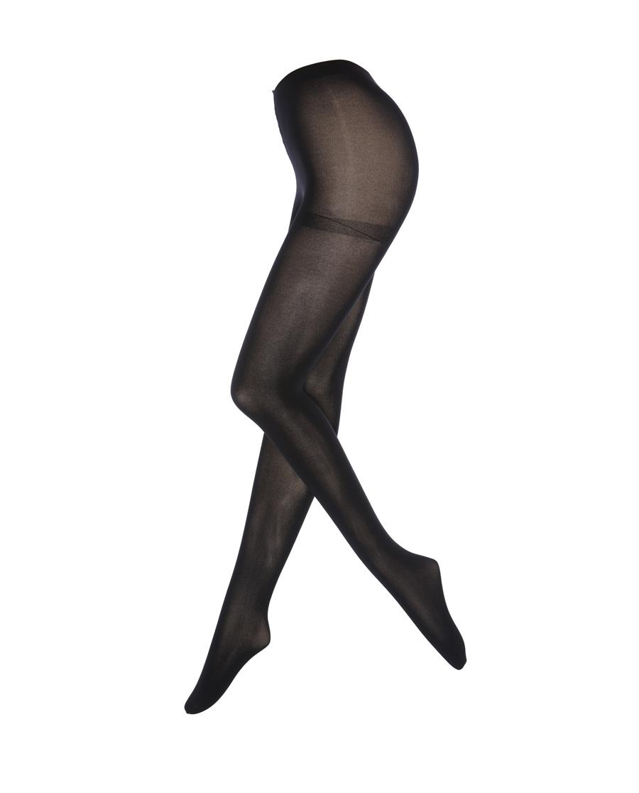 JOURVA袜子|足哇柔暖心意(2双装)110D连裤袜JV