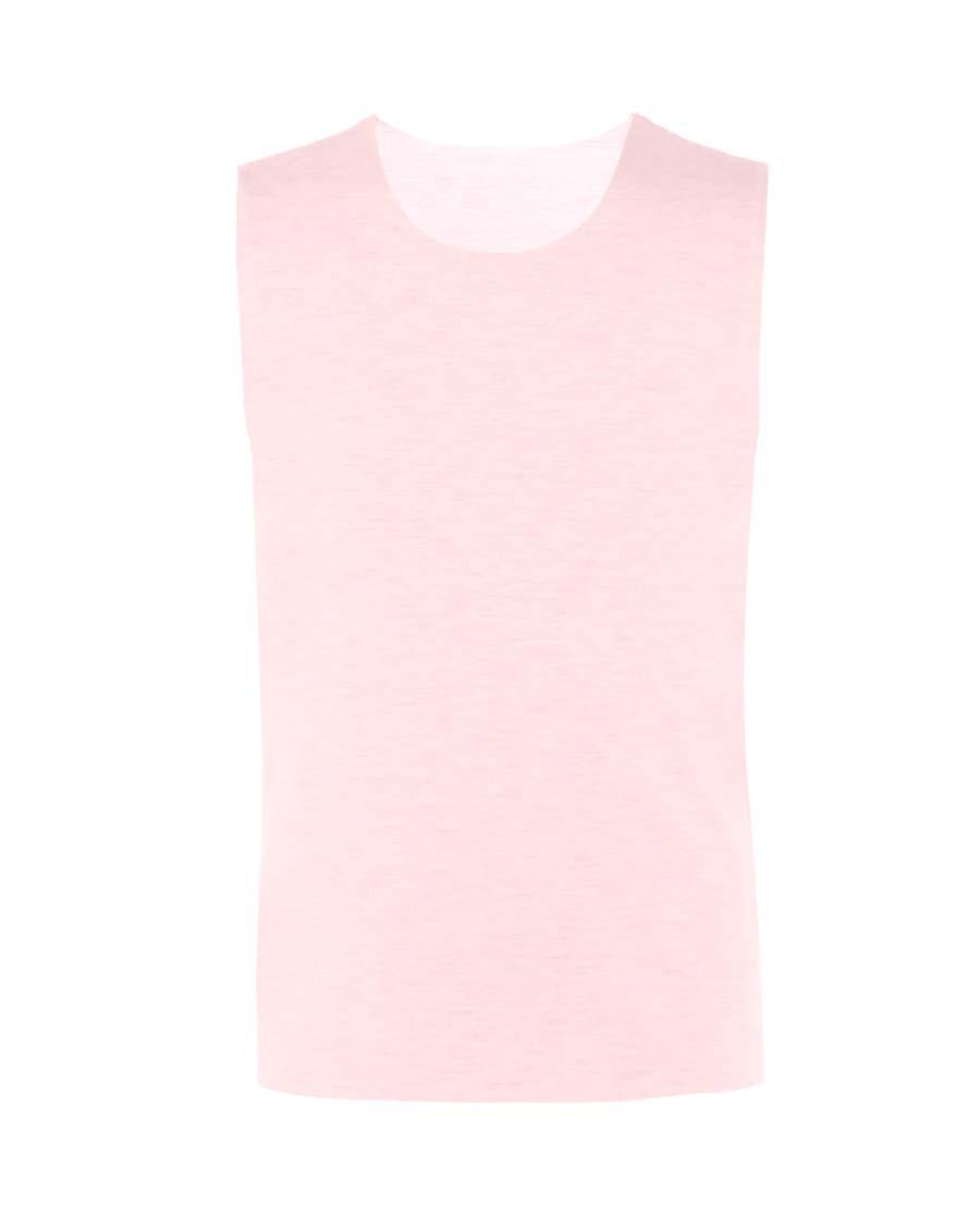 Aimer Kids睡衣|愛慕兒童品質凈痕女童寬肩背心AK1111
