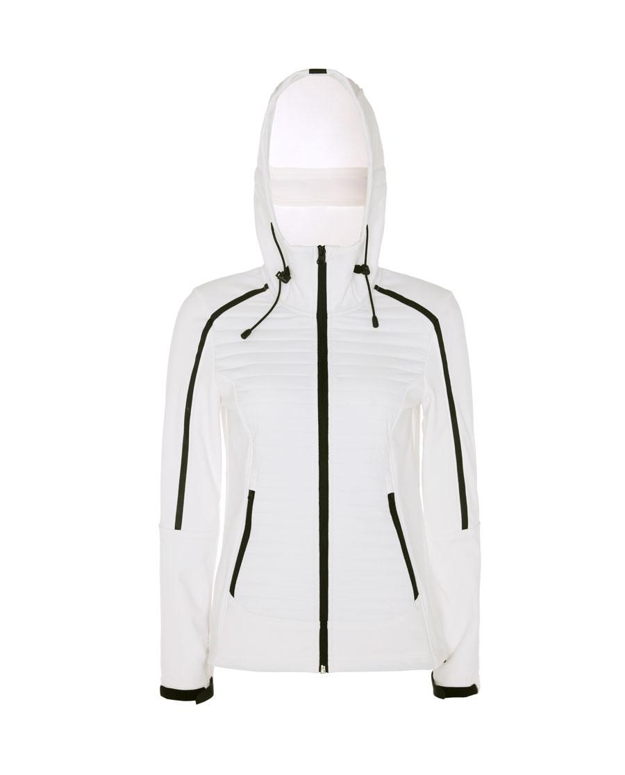 Aimer Sports睡衣|愛慕運動冬日溫度帶帽拉鏈外套AS144J