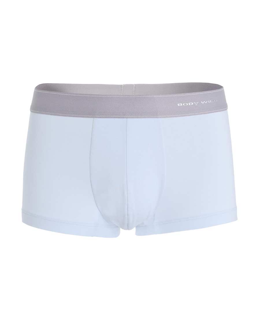 Body Wild內褲|寶迪威德棉之暢享裝腰平角褲ZBN23PZ