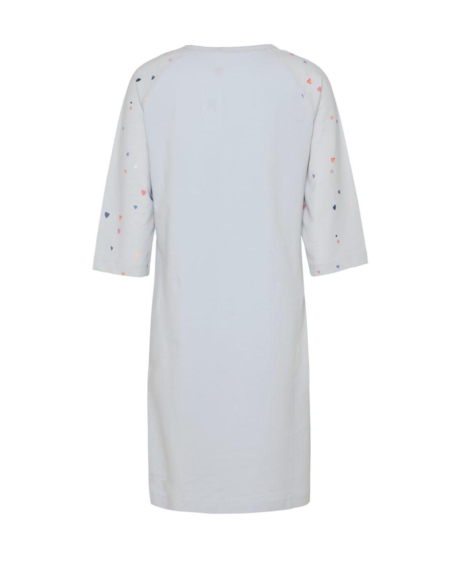 Aimer Home睡衣|爱慕家品心语七分袖中长睡裙AH440831