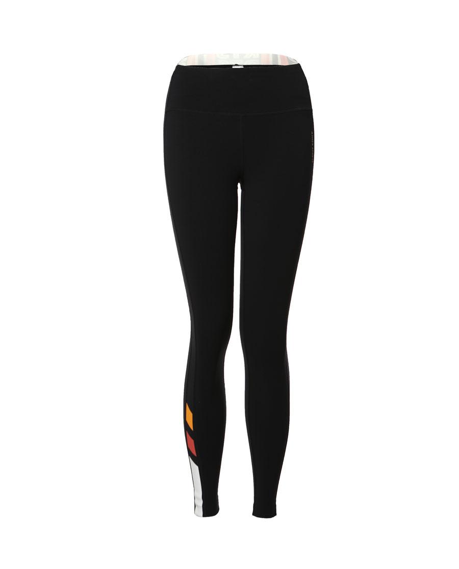 Aimer Sports运动装|爱慕运动热力新春跑步长裤AS153J81