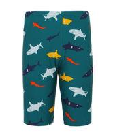 爱慕儿童2件装贪吃鲨鱼系列五分泳裤AK2673172