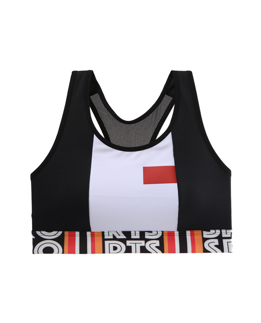Aimer Sports文胸|爱慕运动热力新春背心式运动文胸AS116