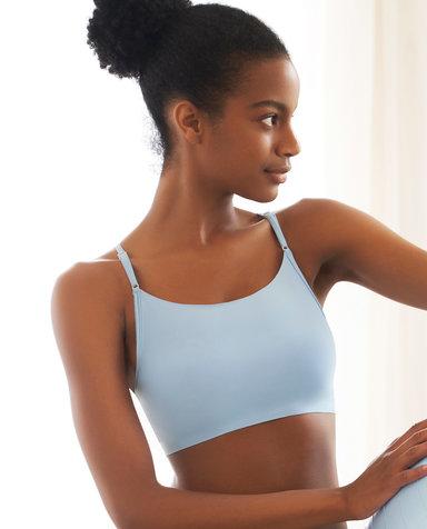 Aimer Sports文胸|爱慕运动舒展瑜伽低强度背心式吊带文胸AS116H11