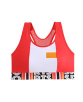 爱慕运动热力新春背心式运动文胸AS116J81
