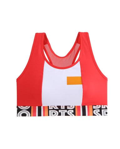 Aimer Sports文胸|爱慕运动热力新春背心式运动文胸AS116J81