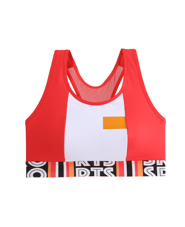Aimer Sports文胸 爱慕运动热力新春背心式运动文胸AS116J81