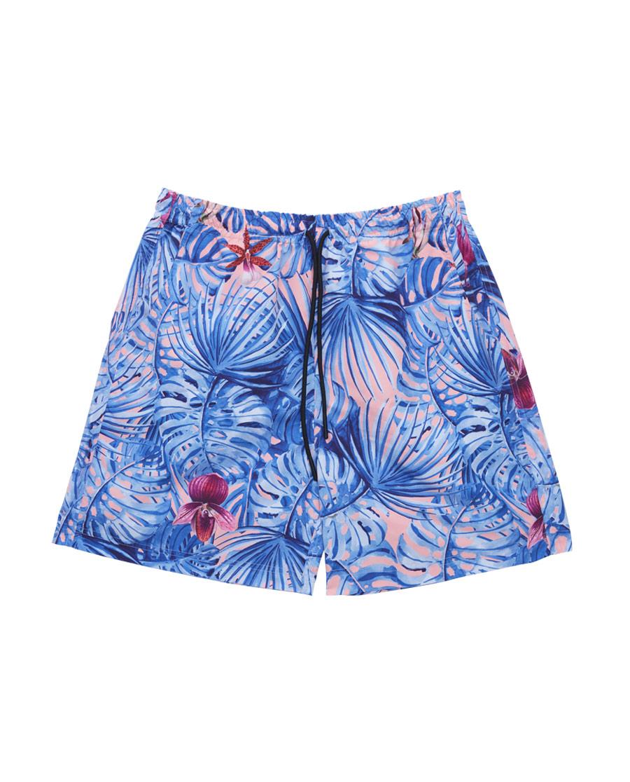 IMIS泳衣|爱美丽泳衣热带风潮男式沙滩裤IM64AX
