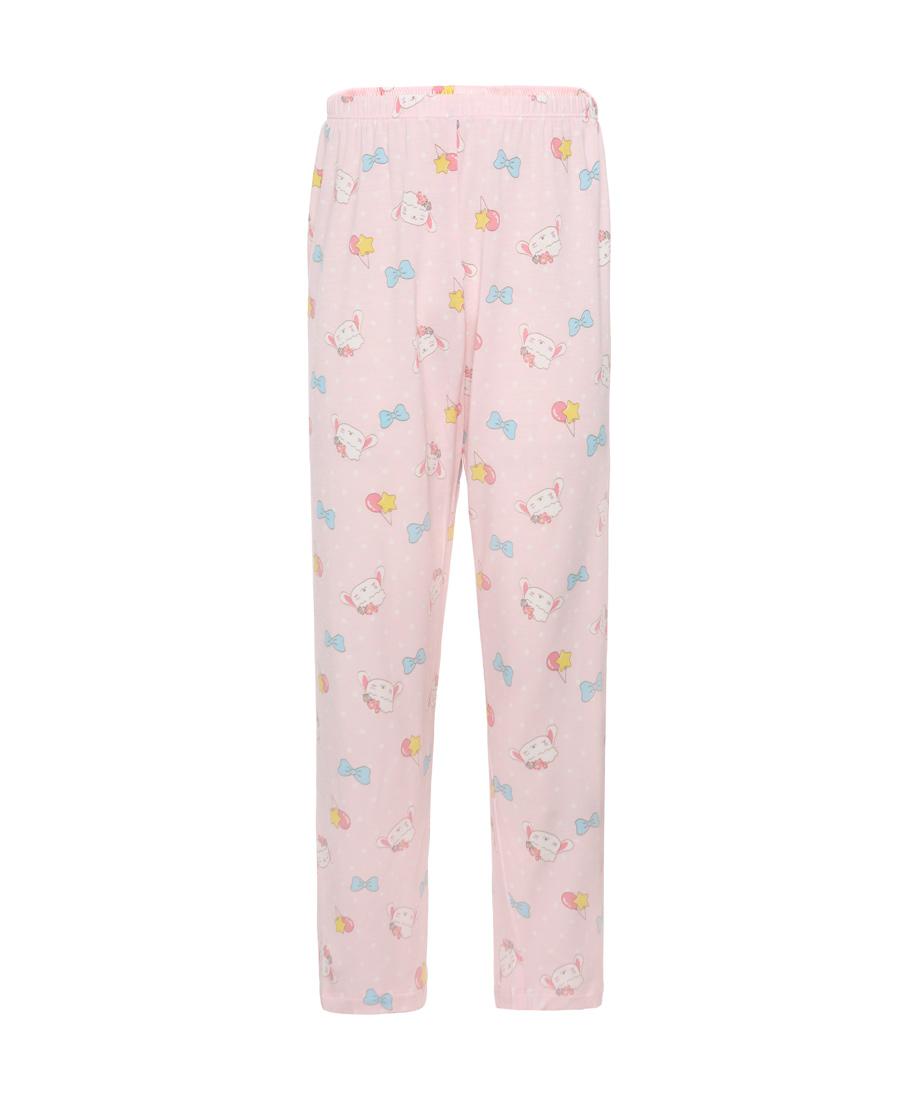 Aimer Kids睡衣|爱慕儿童乖乖羊女童长睡裤AK142287