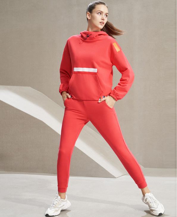 Aimer Sports睡衣|爱慕运动热力新春休闲长裤AS153J82