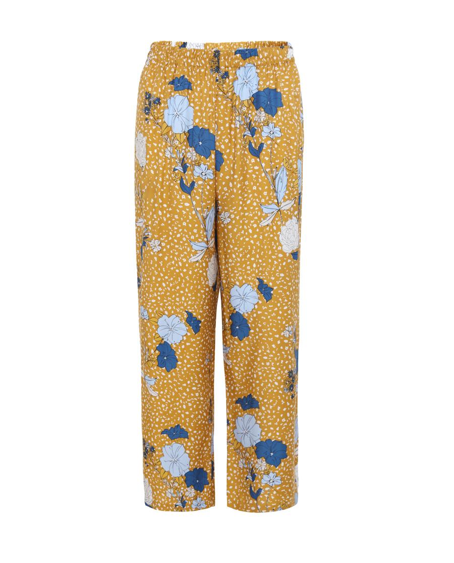 Aimer Home睡衣|爱慕家居花颜印花长裤AH470841