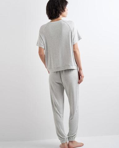 AIMER NYC睡衣|AIMER NYC爱慕KENMARE肯梅尔收口长裤AN470151