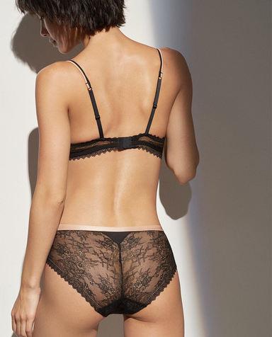 AIMER NYC内裤|AIMER NYC爱慕CHELSEA切尔西中腰平角裤AN230041