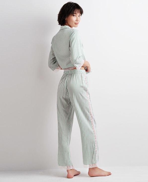 AIMER NYC睡衣|AIMER NYC爱慕HUDSON汉德森长裤AN470142