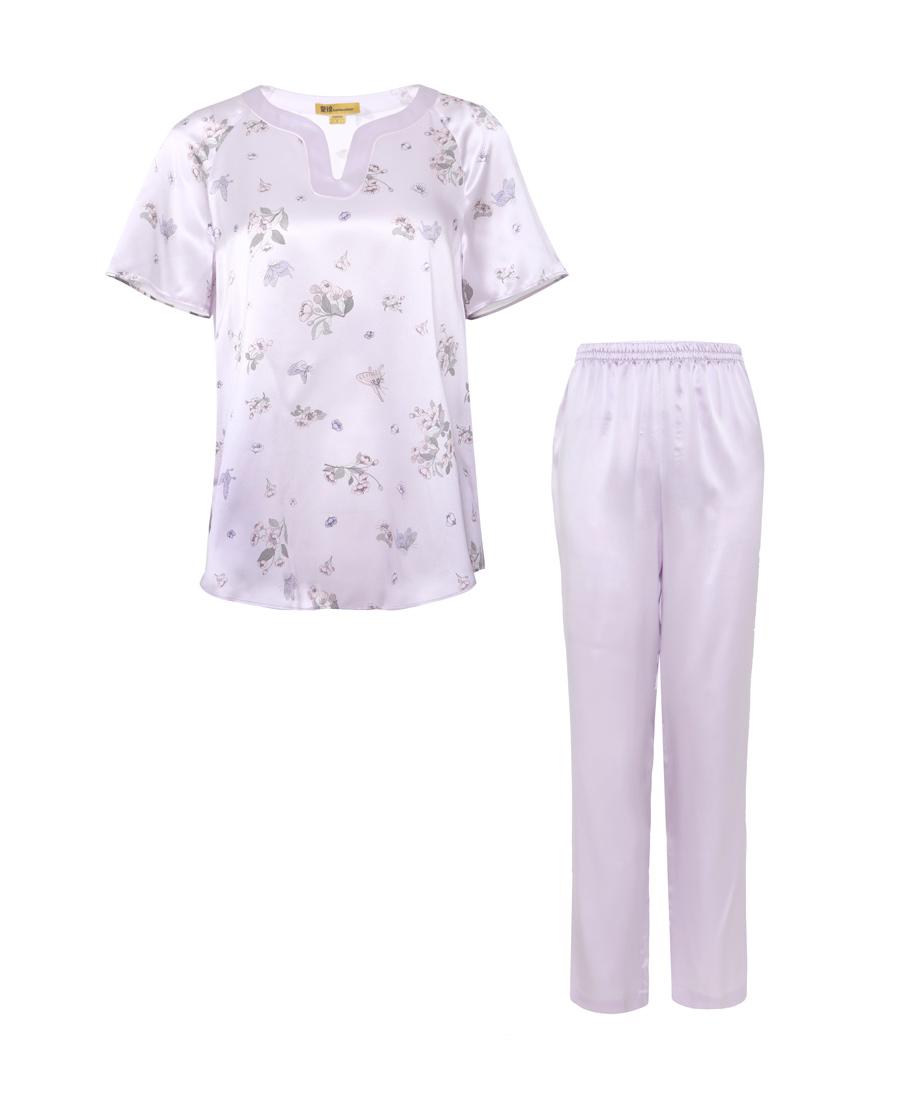 EMPERORIENT睡衣|皇锦简洁款套装HJ21257
