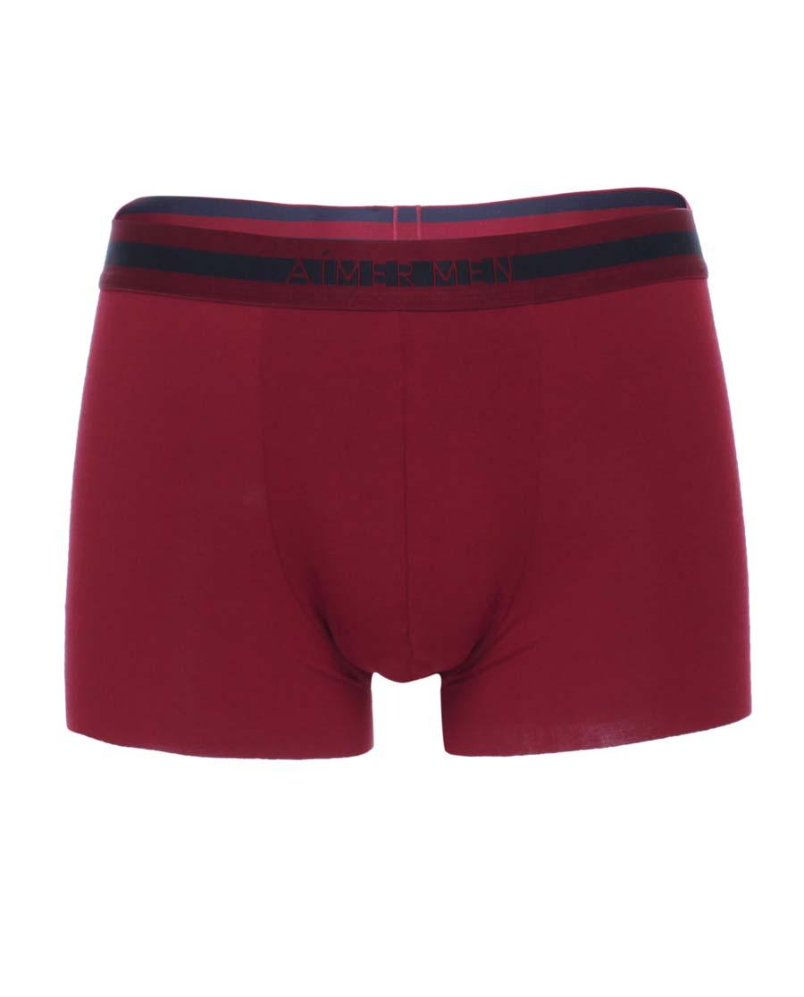 Aimer Men內褲 愛慕先生摯愛系列裝腰平角褲兩件裝NS23